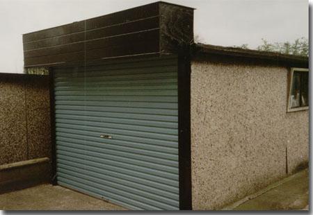 Roller Garage Doors Fitted In Leeds Yorkshire Gliderol Garage Doors